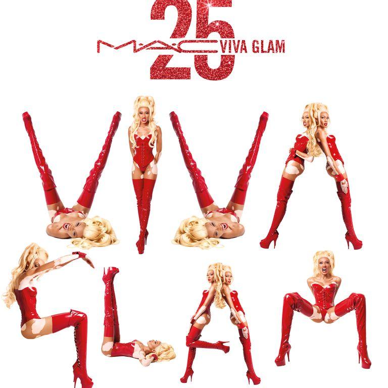 Viva Glam campaign