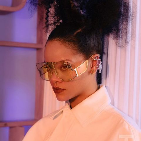First Glimpse Into Rihanna's New Luxurious Fenty Brand