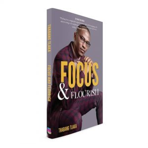 Focus And Flourish With Author And Psychologist Thabang Tlaka