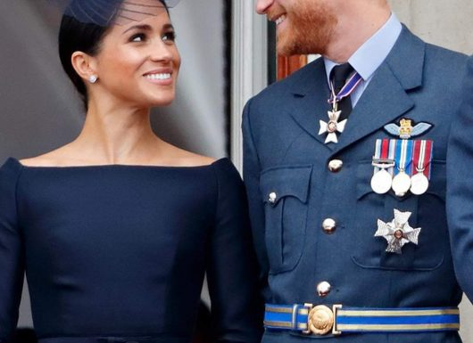 A Biography Of Prince Harry And Meghan Might Be Out In August