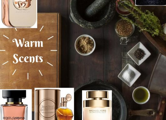 Warm Scents You Need In Your Beauty Collection This Winter