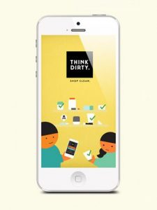 think-dirty app