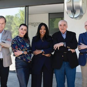 Terry Pheto Is The Ambassador Of Swiss Watch Brand, Longines