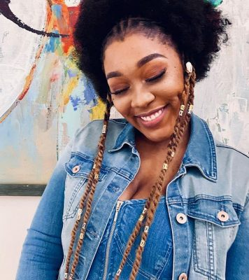 Lady Zamar Shares Meaning Behind Songs In Her New Album