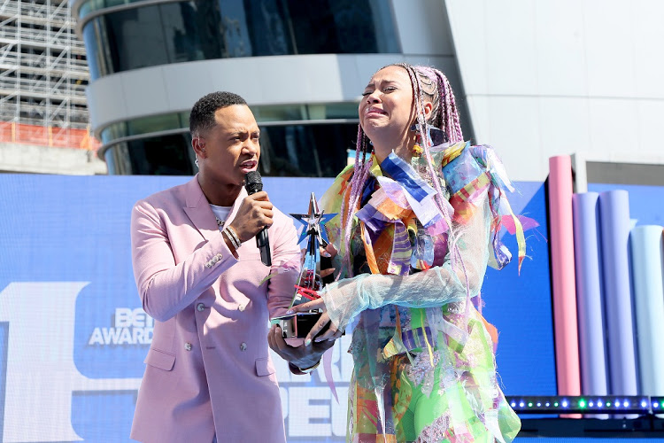 Sho Madjozi_ Maury Phillips_Getty Images for BET