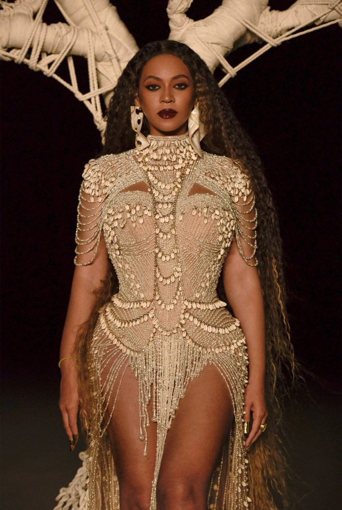"Beyoncé Releases New Video for The Lion King Song ""Spirit"","