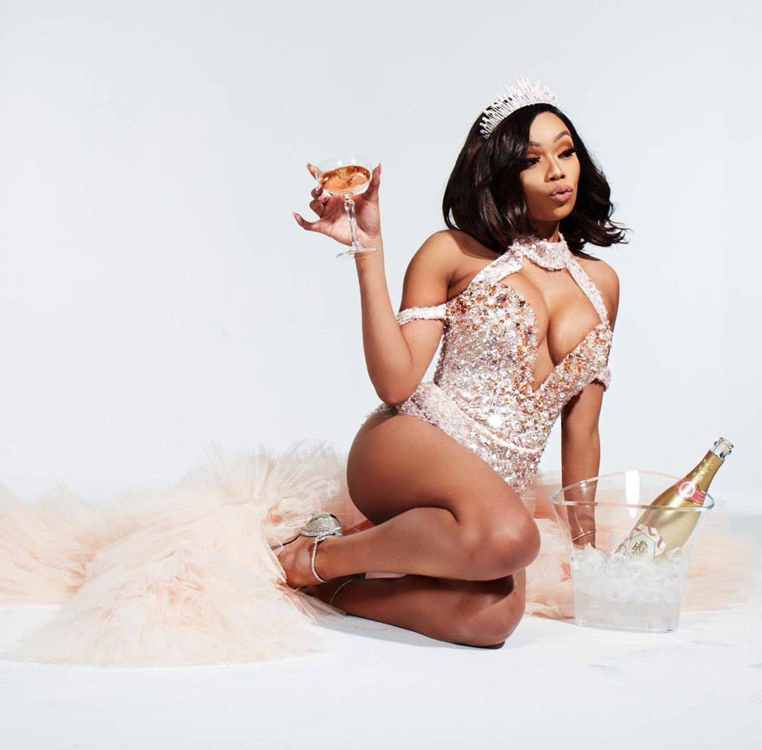 Bonang Matheba To Host Miss SA Pageant Again This Year