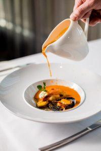 Luce winter soup_Caccuicco di pesce alla Livornese
