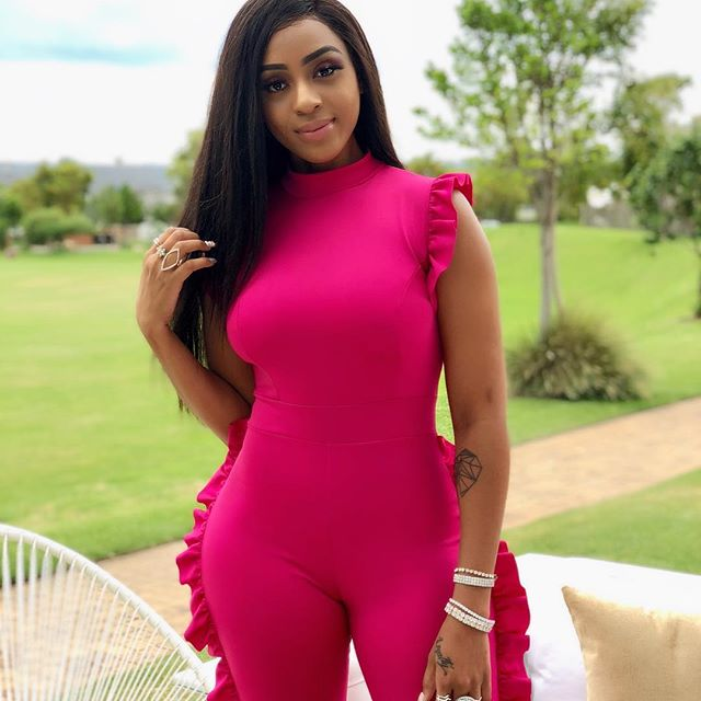 Nadia Nakai Shares Her Naked Truth
