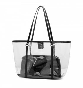 Maddy Trasparent Tote_R599.00 Forever New