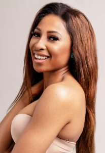 Stars To Pass Through Enhle Mbali At The Miss SA Red Carpet