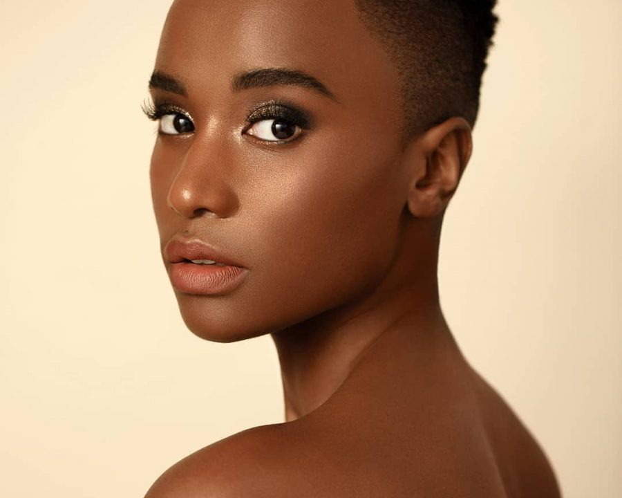 Zozibini Tunzi Is Crowned Miss South Africa 2019