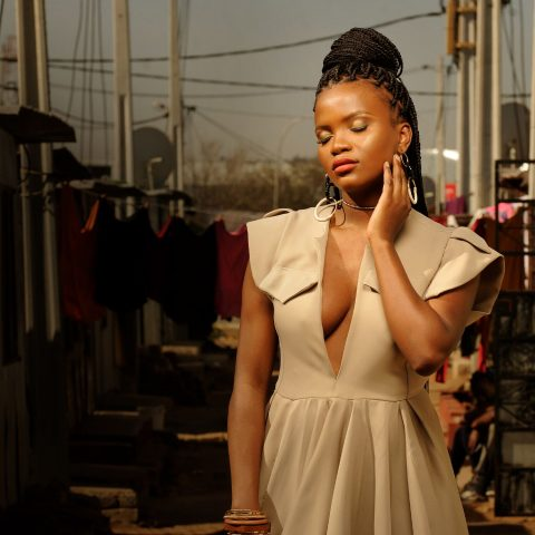 Ami Faku Earns Her First Gold With Her Single Inde Lendlela