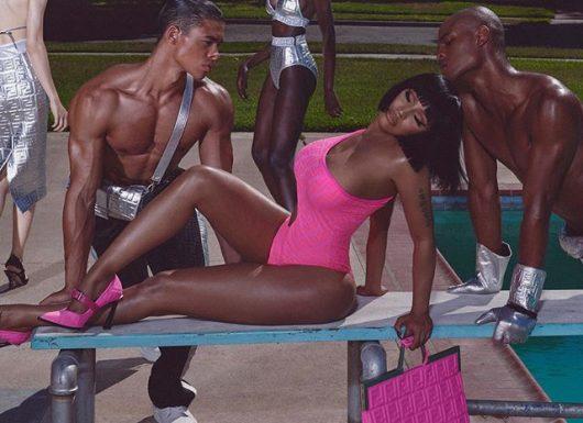 Nicki Minaj To Drop Fendi Capsule Collection In October