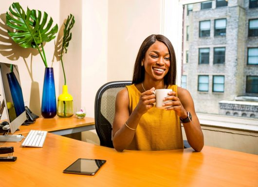 Here's How To Set The Tone For A Productive Week