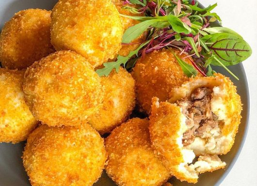 Maize Balls Ingredients To Try For Your Family This Week