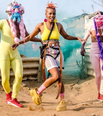 Toya Delazy Takes Us To Utopic South Africa In Funani