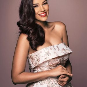Miss World South Africa Sasha-Lee Laurel Olivier Launches Her Campaign