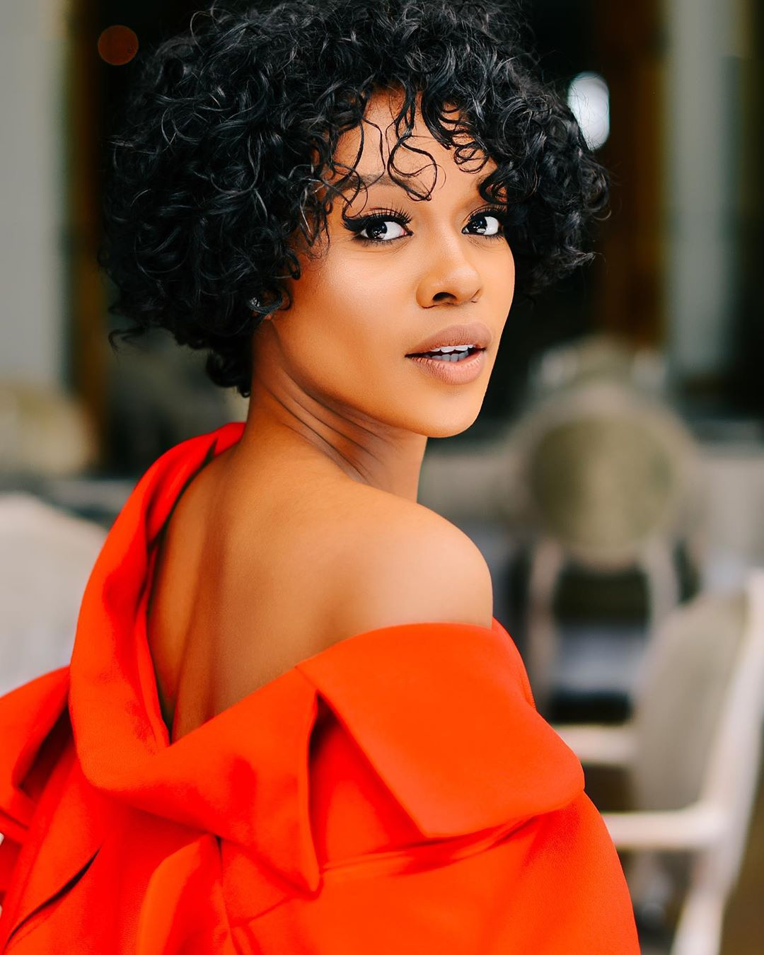 Nomzamo Mbatha Nominated Favourite Personality of The Year