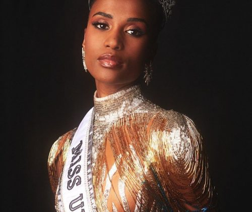 15 Things You Didn't Know About Miss Universe 2019 Zozibini Tunzi