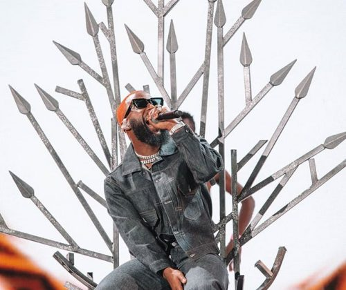 Cassper Nyovest's #FillupRoyalBafokeng Is A Magical Homecoming