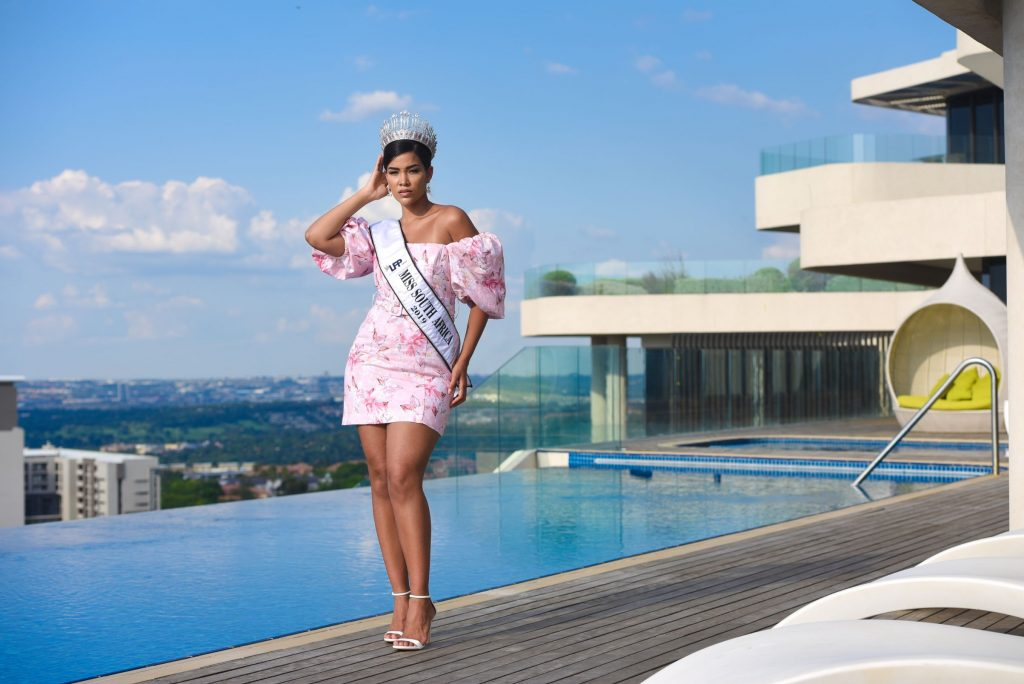 My Journey To Success With Miss South Africa 2019 Sasha-Lee Laurel Olivier,