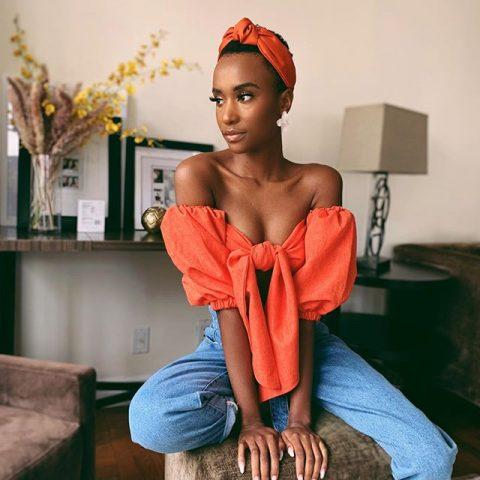 Watch: Miss Universe Zozibini Tunzi Sings Amanda Black's Amazulu