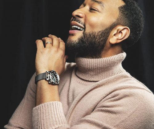 John Legend Talks Staying Home And The Challenge of Releasing New Music