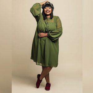 Relebogile Mabotja launches winter campaign for Donna..