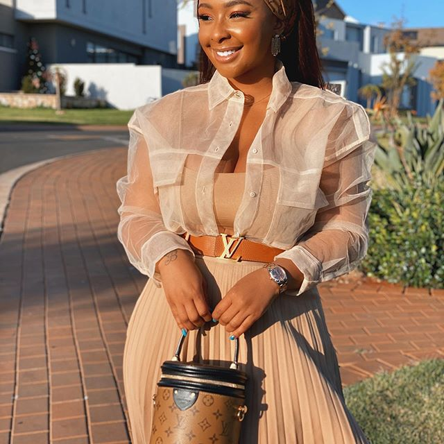 Boity Owns Her Throne With Her Third Hit Single