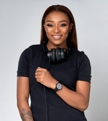 DJ Zinhle and Kairo Sell Out Masks In Just A Few Days
