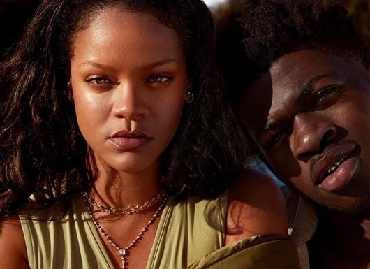 Singer And Businesswoman Rihanna Launches Fenty Skincare