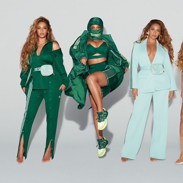 Beyonce Slays In New Ivy Park x Adidas Campaign
