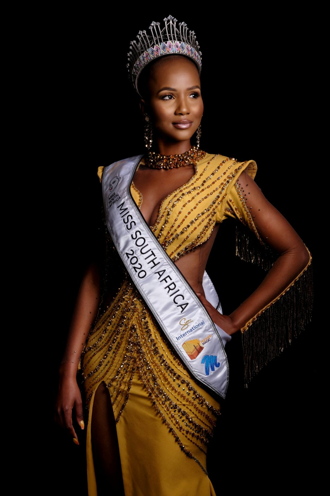 Shudufhadzo Musida Crowned Miss South Africa 2020