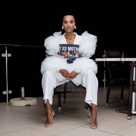 Zozibini Tunzi Amongst African Stars Nominated For E! People's Choice Award