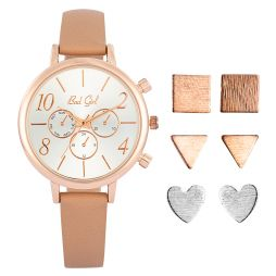 Bad Girl Watch and Earring Set_R549.00_Edgars