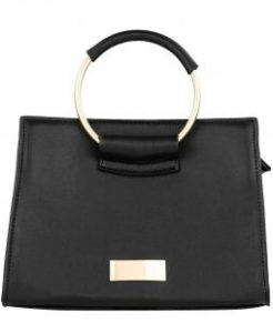 FREE2BU Metal Handles Mini Shopper Bag_R399.95_Edgars