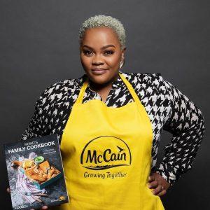 Chef Nono Mtshali