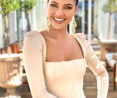 My Journey To Success With Miss Universe South Africa Natasha Joubert