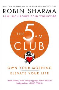 The 5 AM Club - Own Your Morning. Elevate Your Life_from R265