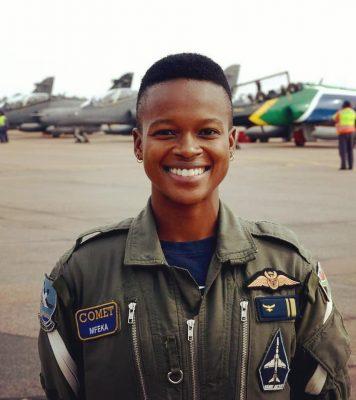 Major Mandisa Nomcebo Mfeka