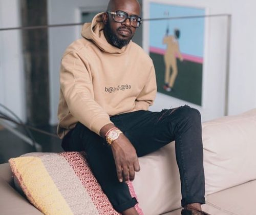 Here's A Tracklist Of Black Coffee's New Album Subconsciously