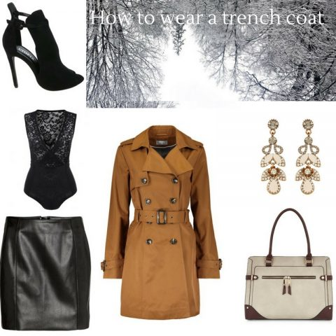 How to Slay a Trench Coat