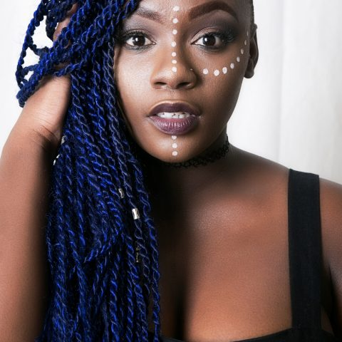 """Amanda Black Nominated For a BET Viewer's Choice """"Best International Act"""" Award"""