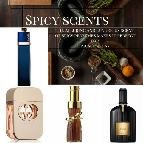 Be Scent-sational
