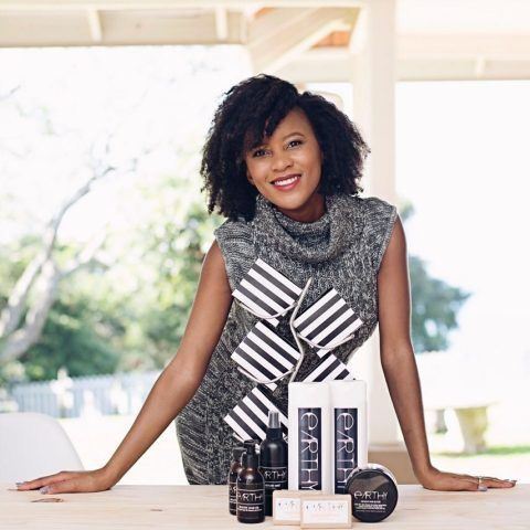 In The Business Of Natural Hair Care