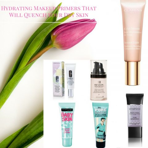 Hydrating Makeup Primers That Will Quench your Dry Skin