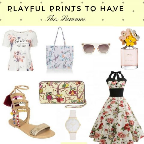 Playful Prints To Add To Your Wardrobe