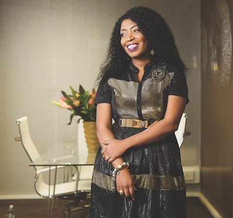 The Face Behind African Beauty