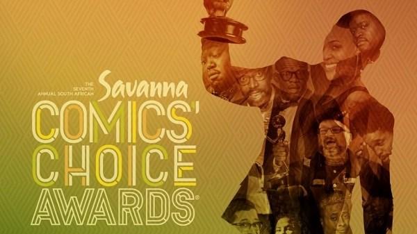 Savanna Comics' Choice Awards